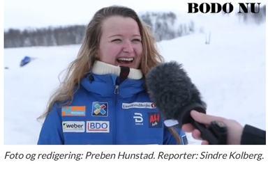 Isabell intervju Kobberløpet 2017