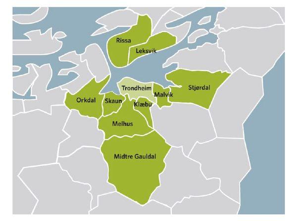 Strategisk næringsplan for Trondheimsregionen 2017–2020