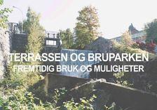 Terrassen og Bruparken
