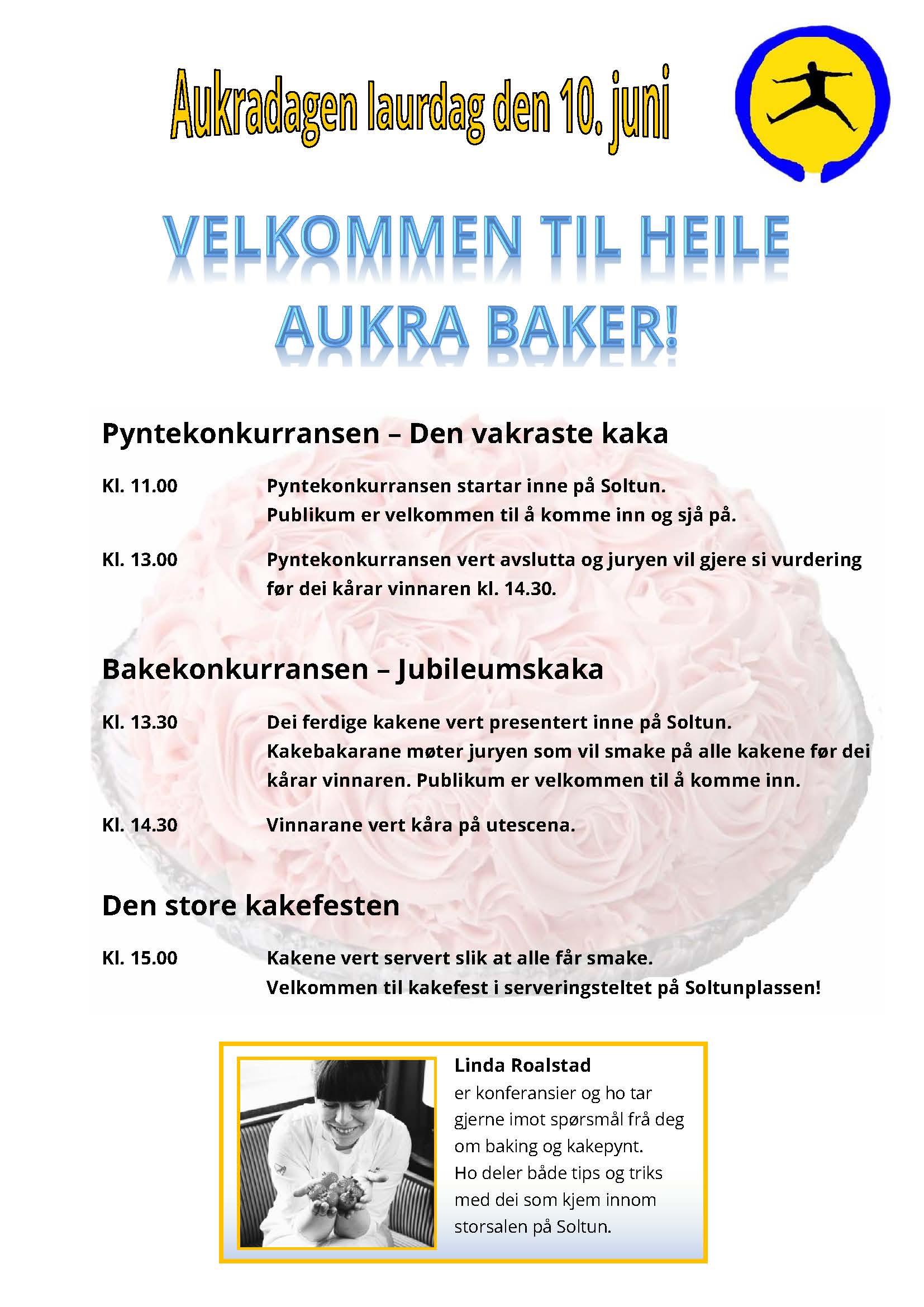 Heile Aukra baker