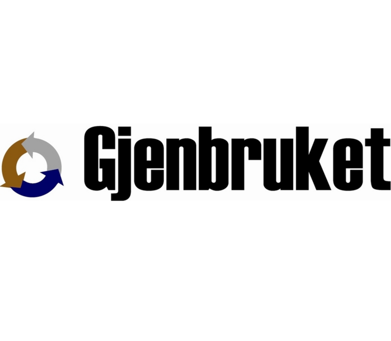 Logo Gjenbruket Lillehammer kommune