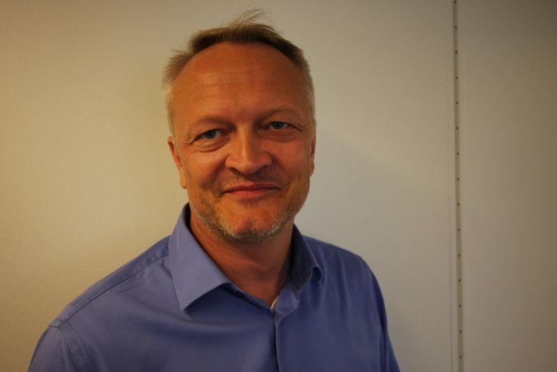 Konstituert kommunalsjef for Helse og omsorg, Haakon Boie Ludvigsen.