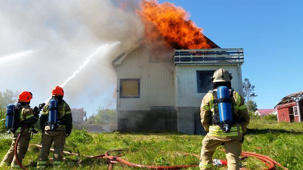 Sløkking av brann