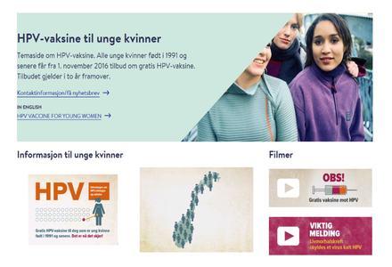 HPV-vaksine