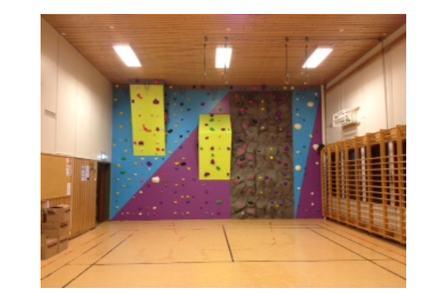 Klatrevegg Karlstad skole