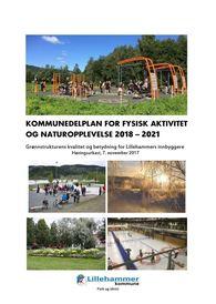 Fysisk aktivitet og naturopplevelse - forside