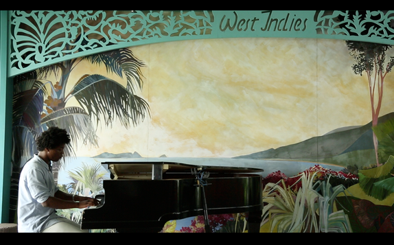 BIG SUN  Chass Piano West Indies