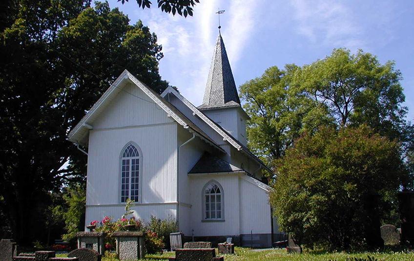 Oppegård kirke