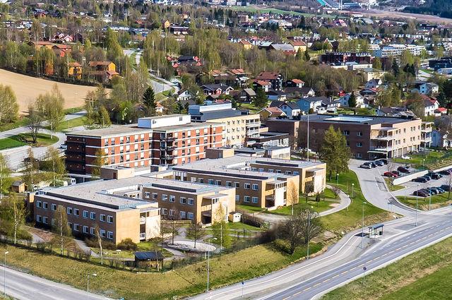Lillehammer helsehus