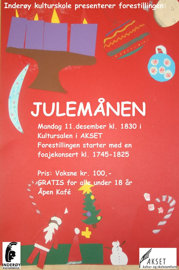 Juleforestilling 2017