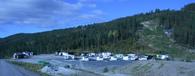 Målselv fjellandsby caravan