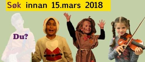 Kulturskole annonse