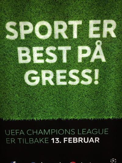 Sport gress