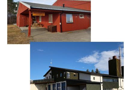 Kommunale avløpsanlegg - bygg
