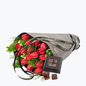 180616_juleblomster_tulipanbukett