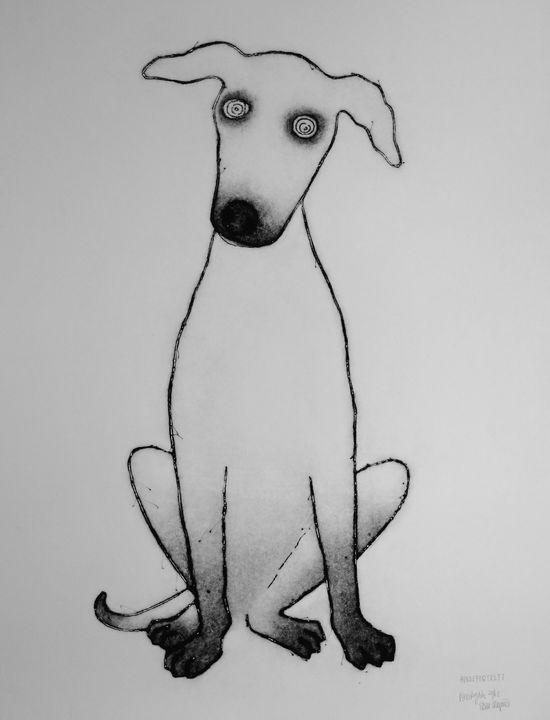 Hundeportrett