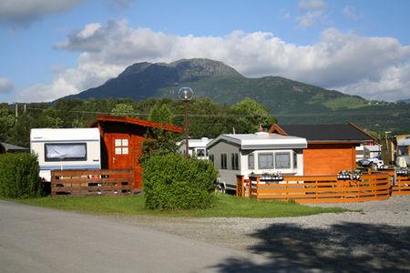 Etne Camping