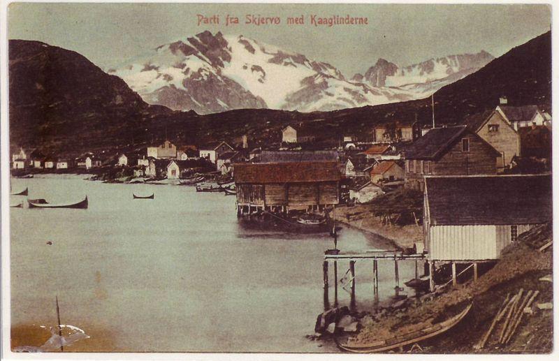 Skjervøy 1880-tallet