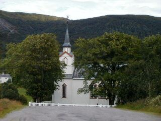 Lensvik kirke
