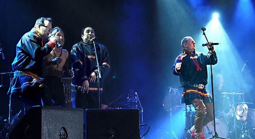 Barents Spektakel 2010 - Opening Concert