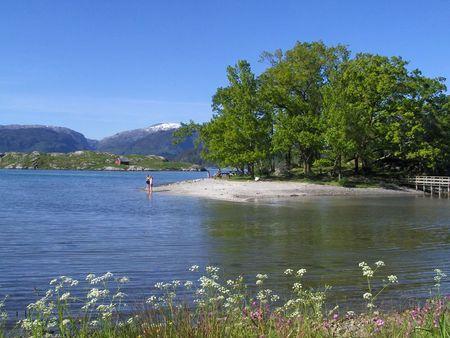 Peparen, Skånevik