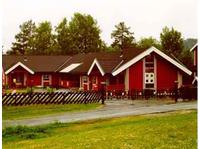 Nytt bålhus - Prestfoss barnehage - i Sigdal