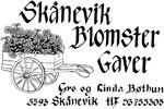 Skånevik blomster