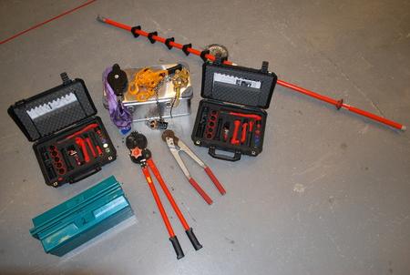 Topp moderne verktøy og utstyr
