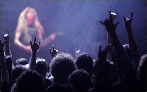 Bilde fra konsert