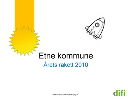 Årets rakett 2010