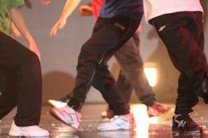 unge dansere