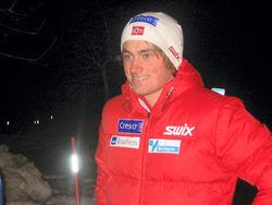 Petter Northug jr. Foto: Rune Langfjæran