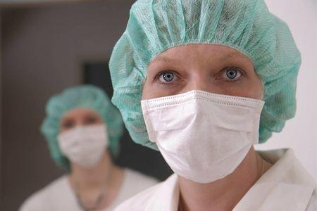 sjukepleiar