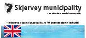 Booklet about Skjervoy municipality