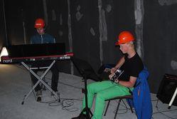 Thomas Klungland og Odd Ivar Sande