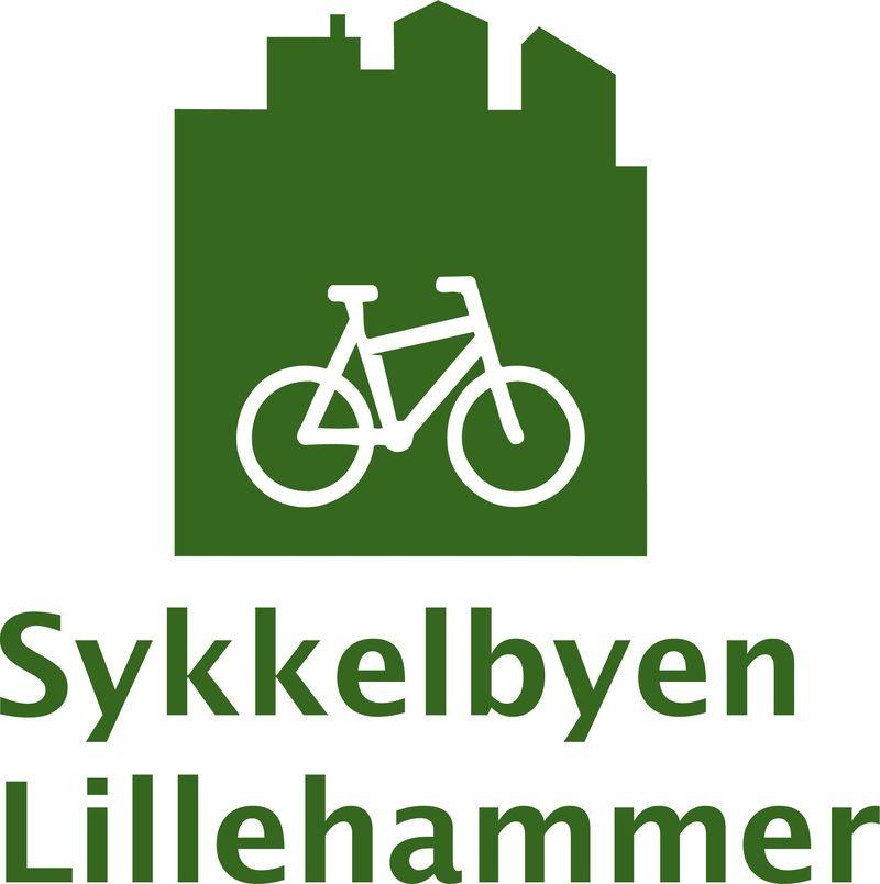 Logo sykkelbyen Lillehammer