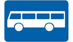 Busskilt