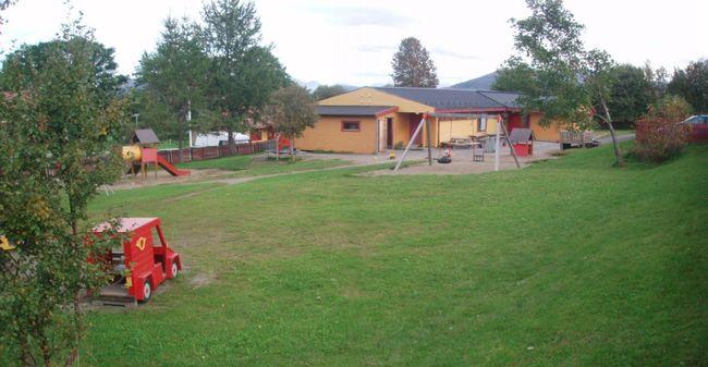 Vår flotte barnehage !