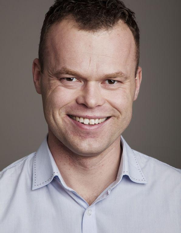 Ordfører Espen Granberg Johnsen. Foto: Kirsti Hovde