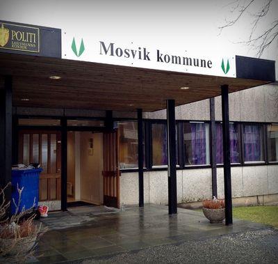 KOmmunehuset i Mosvik