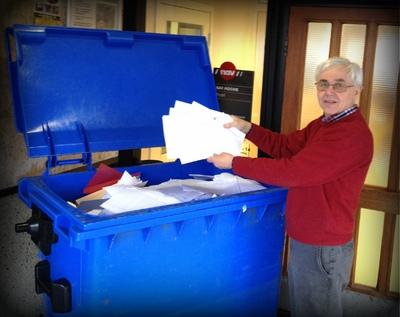 Lars Daling kaster sine siste papir i Mosvik
