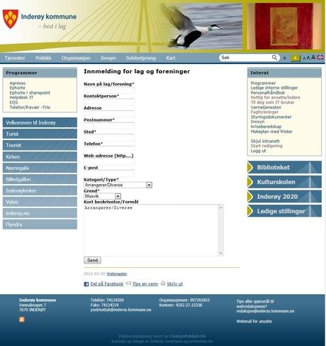 Registrering