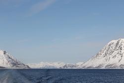 Kågsundet mot nord. Foto: Jon Haugen