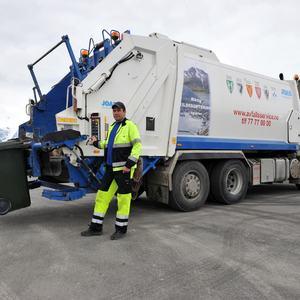 søppelbil m sjåfør (2)
