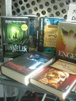 Utstilte bøker