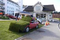 Bilfri dag i Grenland 2012
