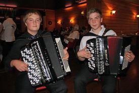 Emil Horstad og Jøran Vallestad