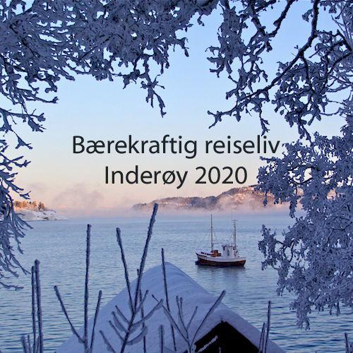 Vinterbilde fra Borgenfjorden