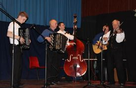 nyttårsfest Einar Eimhjellens orkester