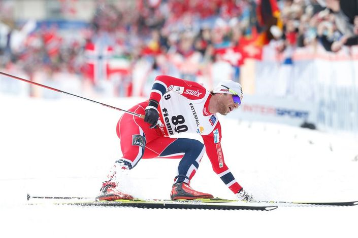Petter Northug  Foto: Olav Lorentsen - NTB
